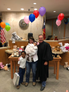 National-adoption-day-collin-county-judge-roach